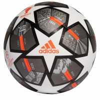 Sale Adidas Champions League Top Training Football White/Silver Футболни топки