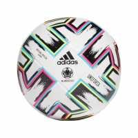 Adidas Футболна Топка Euro 2020 Top Glider Football EU White Футболни топки