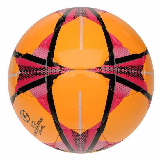 Adidas Футболна Топка Ucl Final Glide Replica Football Solar Gold Футболни топки