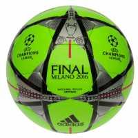 Adidas Футболна Топка Ucl Final Glide Replica Football Solar Green Футболни топки