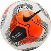 Nike Strike Premier League Football White/Multi Футболни топки
