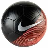 Nike Cr7 Football Black/Crimson Футболни топки