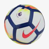 Nike Premier League Ordem Football 2017 2018 White/Red/Royal Футболни топки