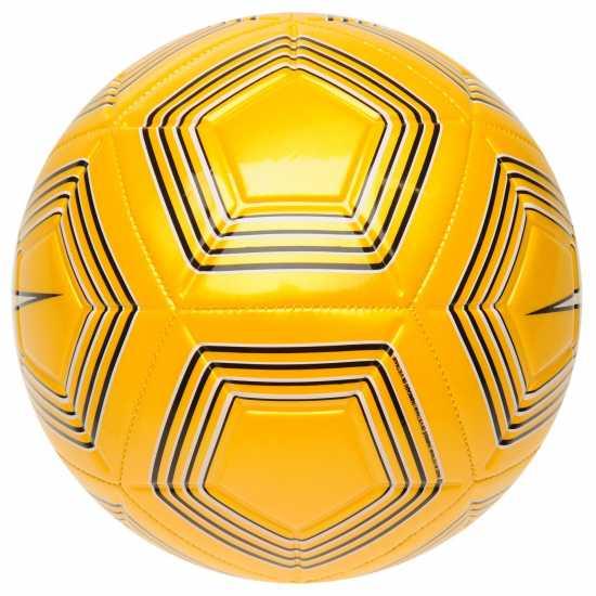 Nike Футболна Топка Neymar Strike Football Amarillo/Wht Футболни топки
