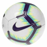 Nike Premier League Skills Football White Футболни топки
