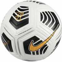 Nike Футболна Топка Strike Football White/Blk/Blk Футболни топки