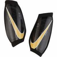 Nike Футболна Топка Premier League Pitch Football Black Orange Футболни топки