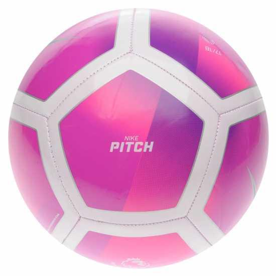 Nike Футболна Топка Pitch Football Violet/Purple Футболни топки