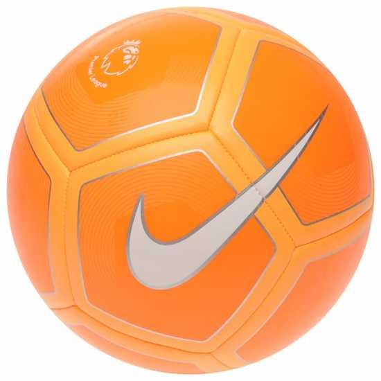 Nike Футболна Топка Pitch Football Orange/Citrus Футболни топки