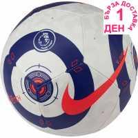 Nike Футболна Топка Pitch Football Mango/Red Футболни топки