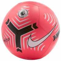 Nike Футболна Топка Pitch Football Navy/Blue Футболни топки