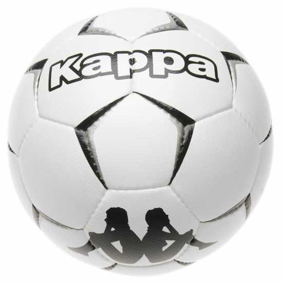 Kappa Game Ball White Футболни топки