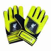 Team Вратарски Ръкавици Football Goal Keeper Gloves Junior Boys Liverpool Ръкавици шапки и шалове