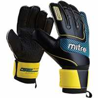 Вратарски Ръкавици Mitre Anza G2 Dribble Goalkeeper Gloves  Вратарски ръкавици и облекло