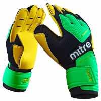 Вратарски Ръкавици Mitre Delta Goalkeeper Gloves  Вратарски ръкавици и облекло