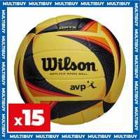 Wilson 15 X Wilson Optx Avp Replica Volleyballs  Волейбол