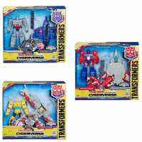 Transformers Transformers Cyber Spark Armor Elite  Трофеи