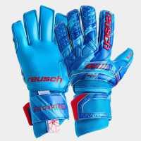 Reusch Вратарски Ръкавици Fit Control Pro Ax2 Ortho Tec Goalkeeper Gloves  Вратарски ръкавици и облекло