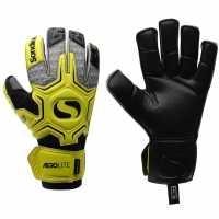 Sondico Мъжки Ръкавици Aerolite Goalkeeper Gloves Mens Fluo Yell/Black Ръкавици шапки и шалове