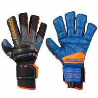 Reusch Мъжки Ръкавици Attrakt G3 Fusion Goaliator Goalkeeper Gloves Mens  Вратарски ръкавици и облекло