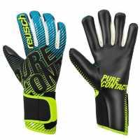 Reusch Мъжки Ръкавици Pure Contact R3 Goalkeeper Gloves Mens  Вратарски ръкавици и облекло