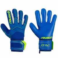 Reusch Мъжки Ръкавици Attrakt Freegel S1 Goalkeeper Gloves Mens  Вратарски ръкавици и облекло