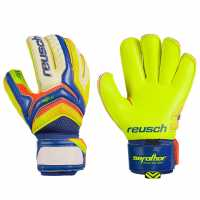 Reusch Pro M1 Glv73 Blue/Yellow Ръкавици шапки и шалове