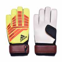 Adidas Predator Trai Sn83 Yellow/Red/Blk Вратарски ръкавици и облекло