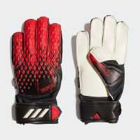 Adidas Детски Вратарски Ръкавици Predator Fingersave Goalkeeper Gloves Junior  Вратарски ръкавици и облекло