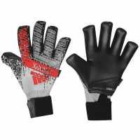 Adidas Pred Pro Fsglvsn94 Silver Вратарски ръкавици и облекло