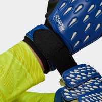 Adidas Predator Training Gloves Royal Blue / White / Black Вратарски ръкавици и облекло