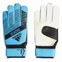 Adidas Вратарски Ръкавици Predator Training Goalkeeper Gloves Cyan