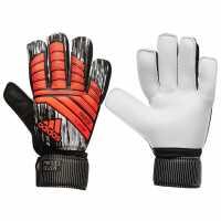 Adidas Вратарски Ръкавици Predator Fs Junior Goalkeeper Gloves Red/Black Футболни аксесоари
