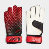 Adidas Вратарски Ръкавици Predator Goalkeeper Gloves Black/Red Вратарски ръкавици и облекло