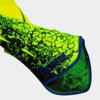 Вратарски Ръкавици Adidas Adidas Predator Pro Goalkeeper Gloves Black / Royal Blue / Solar Yel Вратарски ръкавици и облекло