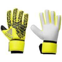 Adidas Мъжки Ръкавици Ace Competition Goalkeeper Gloves Mens Yellow/Black Ръкавици шапки и шалове