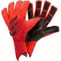 Adidas Вратарски Ръкавици Predator Pro Fingersave Goalkeeper Gloves  Вратарски ръкавици и облекло