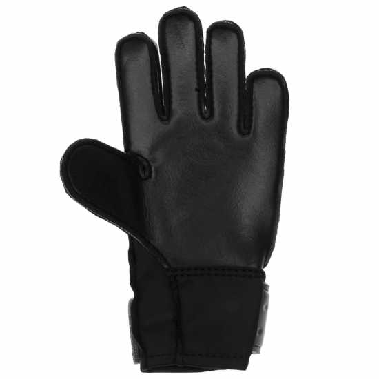 Nike Детски Вратарски Ръкавици Match Goalkeeper Gloves Junior Grey/Black Вратарски ръкавици и облекло
