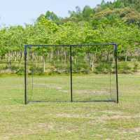 Sondico Large Steel Football Goal Black/Blue Футболни аксесоари