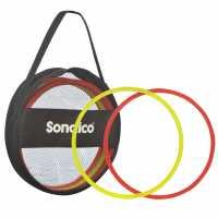Sondico Flat Hoop Set Multi Подаръци и играчки