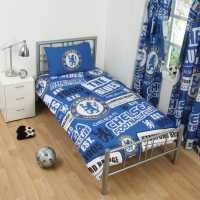 Team Football Single Duvet Set Chelsea Футболни тениски на Арсенал