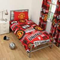 Team Football Single Duvet Set Man Utd Футболни тениски на Арсенал