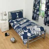 Team Football Single Duvet Set Spurs Футболни тениски на Арсенал