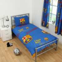 Team Football Single Duvet Set Barcelona Футболни тениски на Арсенал