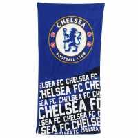 Team Velour Towel Chelsea Футболни аксесоари
