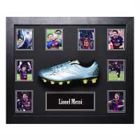 Messi Signed Boot - Сувенири