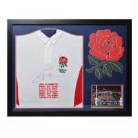 All Star Jonny Wilkinson Signed England Shirt Jonny Wilkinson Сувенири