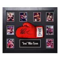 Tyson Signed Boxing Glove Mike Tyson Сувенири