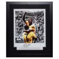 Pele Signed Photo - Сувенири