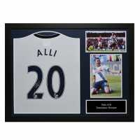 Team Dele Alli Signed 2015 2016 Shirt Spurs Сувенири